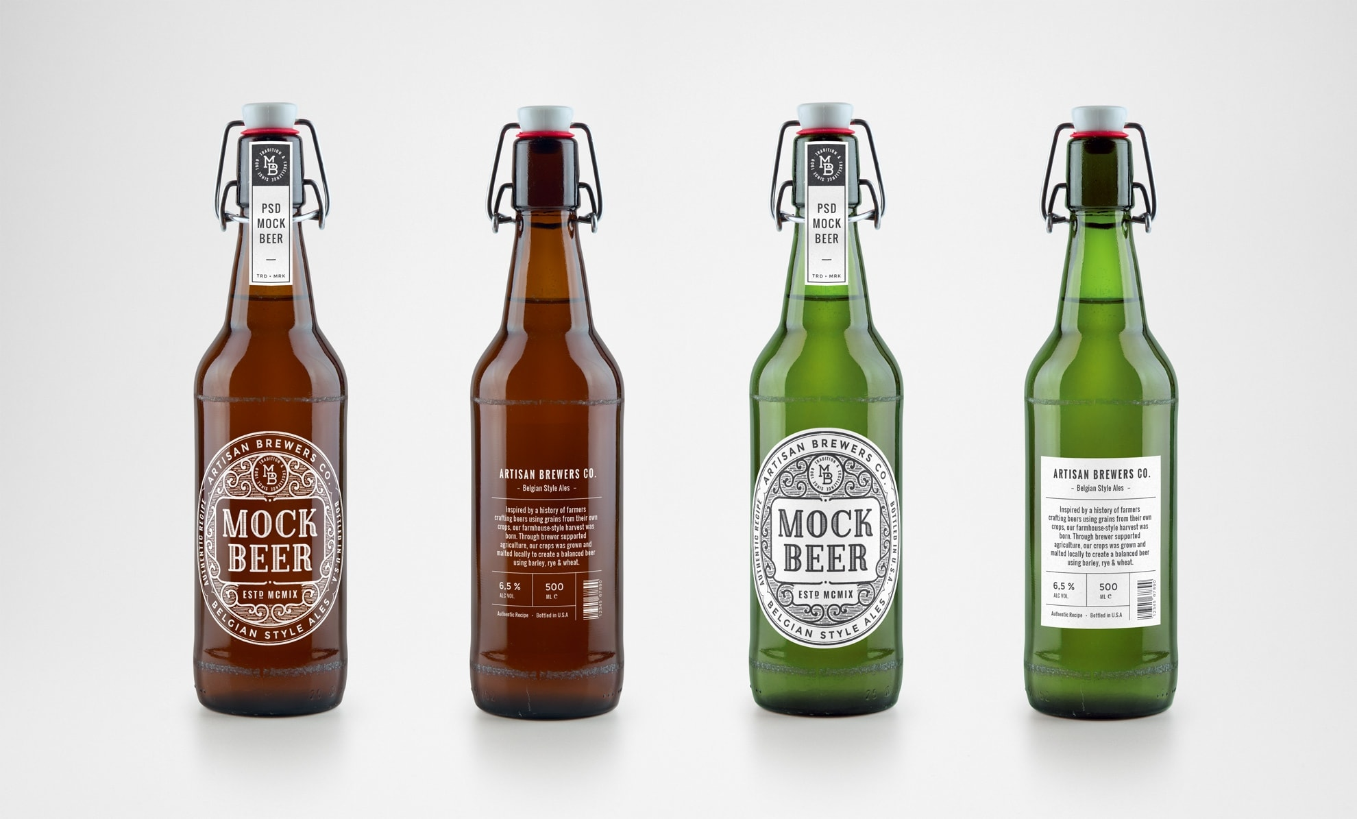 Mock Beer 1
