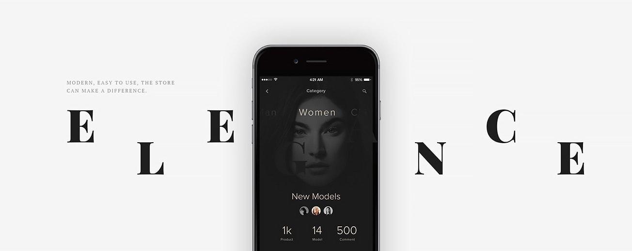Elegance iOS UI Kit 1