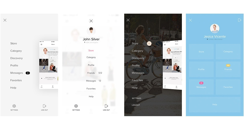 Elegance iOS UI Kit 2
