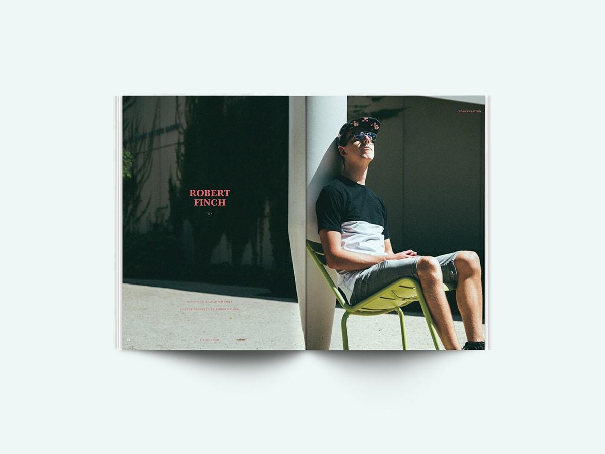 Travel Magazine 3