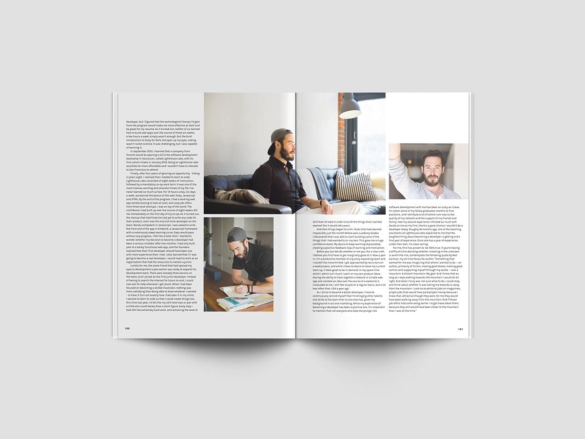 Travel Magazine 2