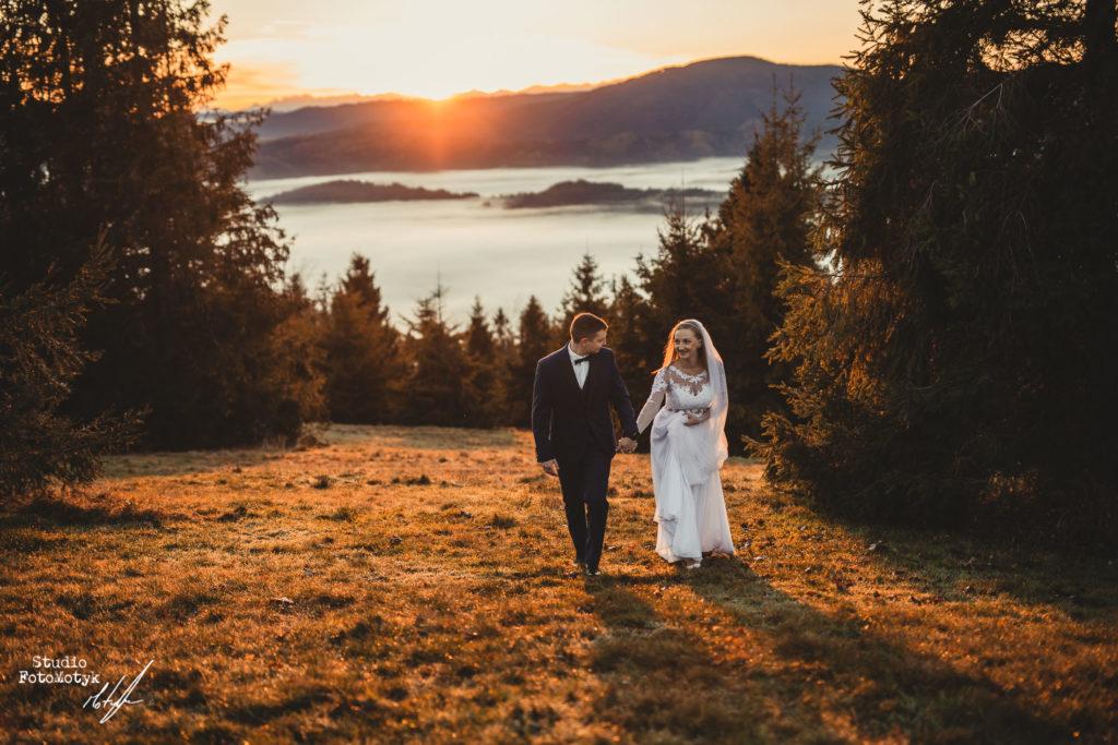 Sesja ślubna o wschodzie Słońca #2020 1