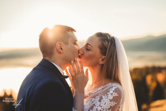 Sesja ślubna o wschodzie Słońca #2020 3